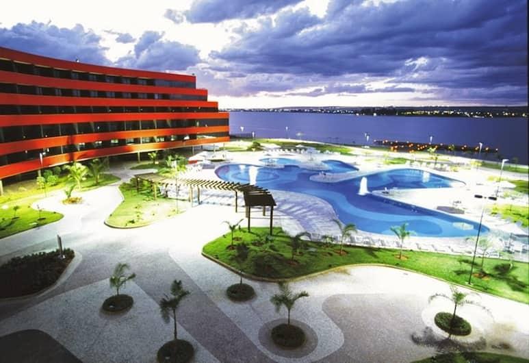 Royal Tulip Brasilia Alvorada, Brasilia, Hotel Front