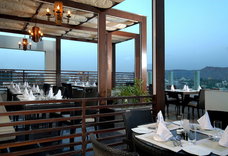 Park Inn Jaipur, Jaipur, Terrasse/Patio