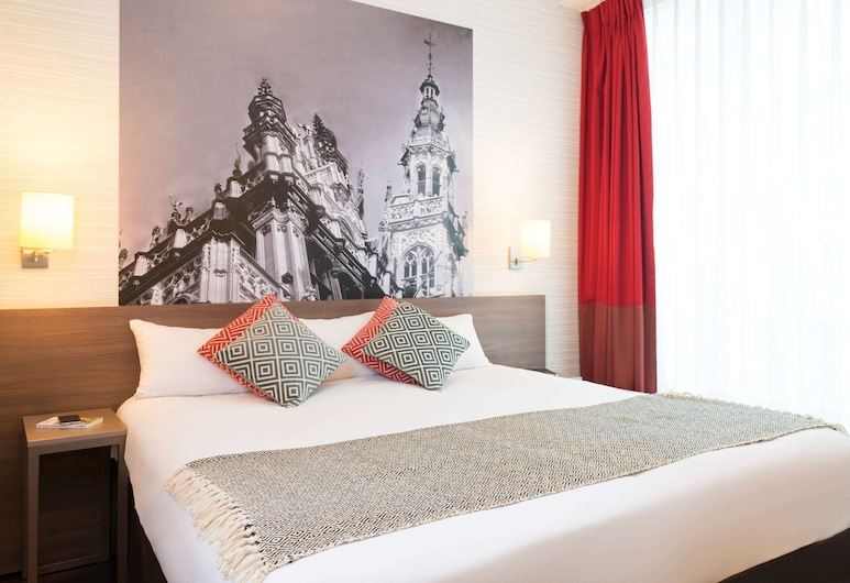 Aparthotel Adagio Brussels Grand Place, Brussels, Apartment, 1 Bedroom (4 People), Guest Room