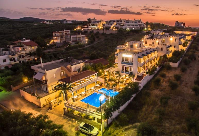 Folia Apartments, Chania, Aerial View