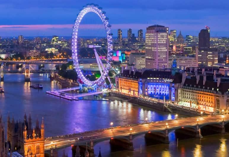 Kensal Green Backpackers 1, London, Utsikt från hotellet