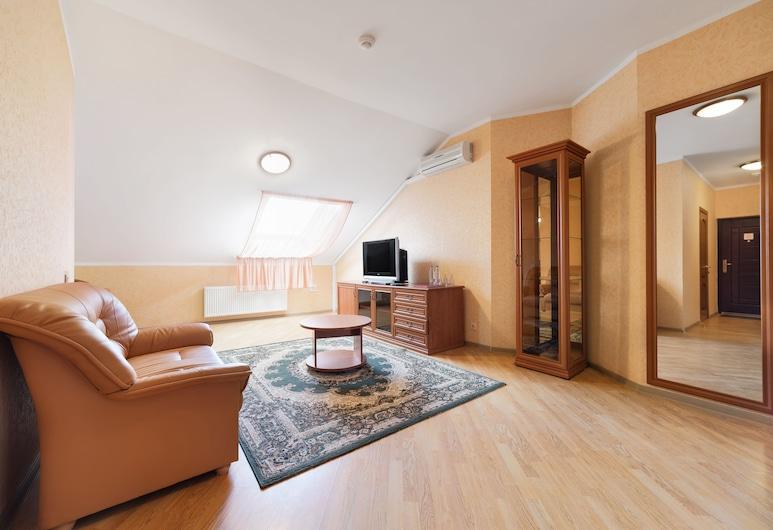 Hotel Monplaisir, Khimki, Family Room, 1 Bedroom, Guest Room