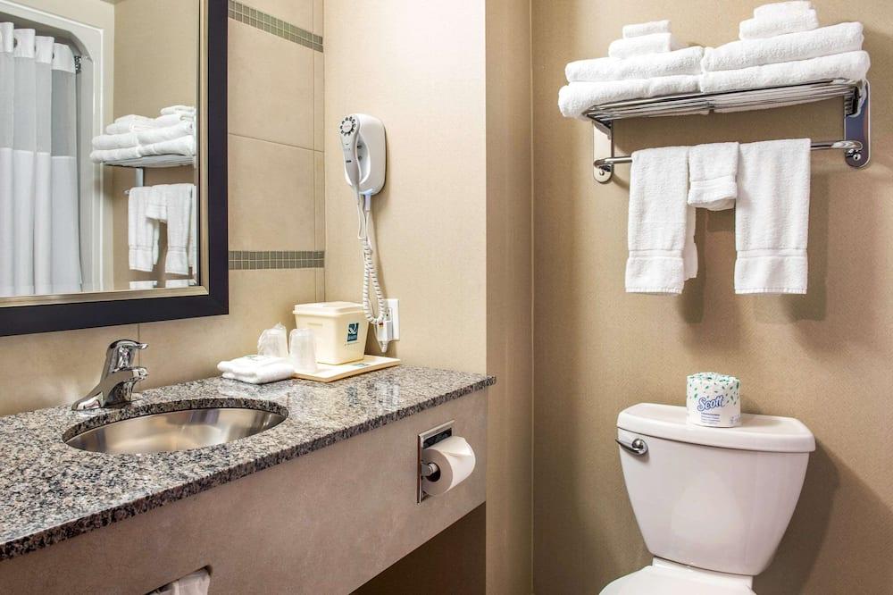 Стандартний номер, 1 ліжко «кінг-сайз», для некурців - Ванна кімната