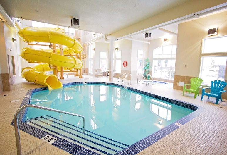 Service Plus Inns & Suites Drayton Valley, Drayton Valley, Toboggan aquatique
