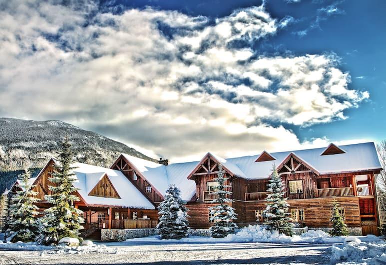 Glacier House Resort, Revelstoke, Bagian luar