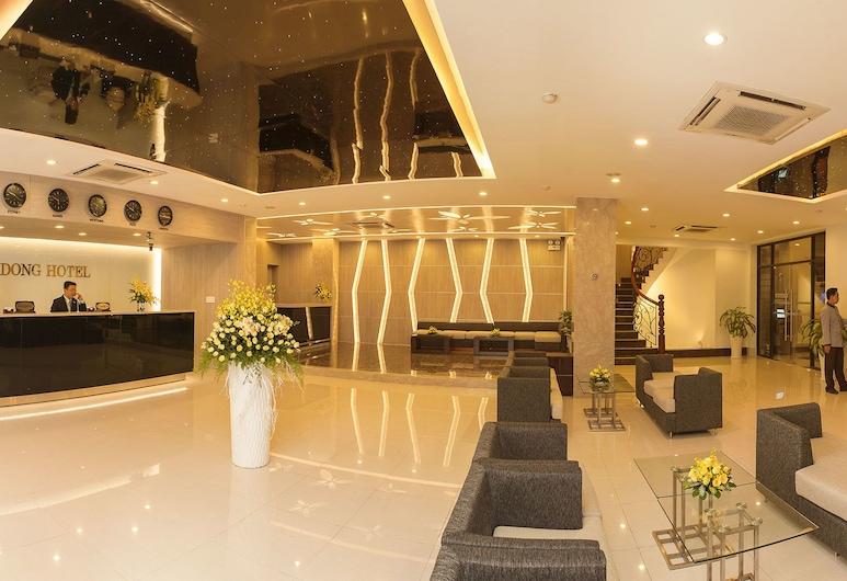Vien Dong Hotel, Ho Chi Minh City, Lobby