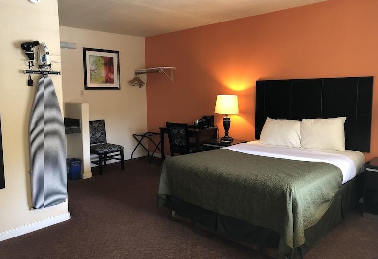 Arroyo Village Inn, Arroyo Grande, Habitación estándar, 1 cama Queen size, Habitación
