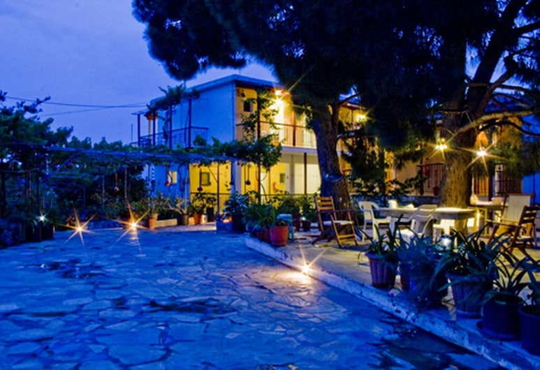 Villa Kavourakia, Skiathos, Areál