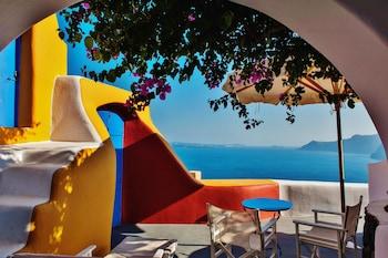 Foto Chroma Suites di Santorini