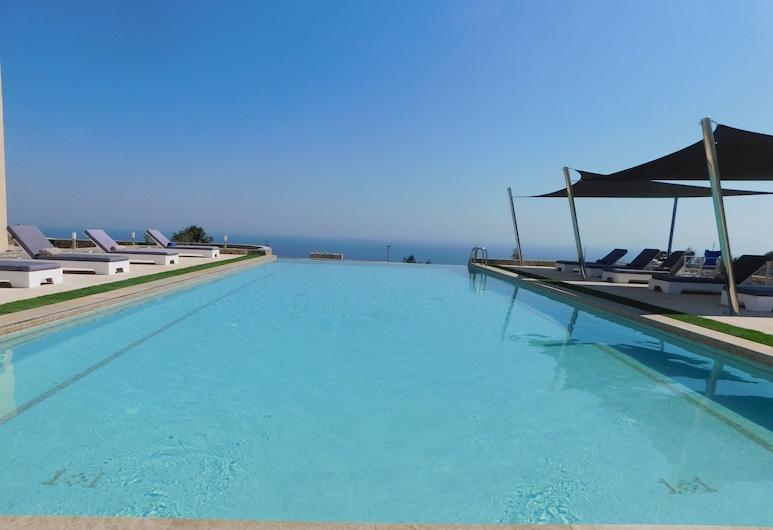 Fira Blue Horizon, Santorini, Infinity Pool