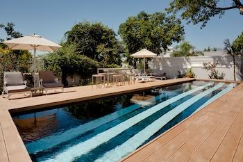 Picture of Majeka House in Stellenbosch