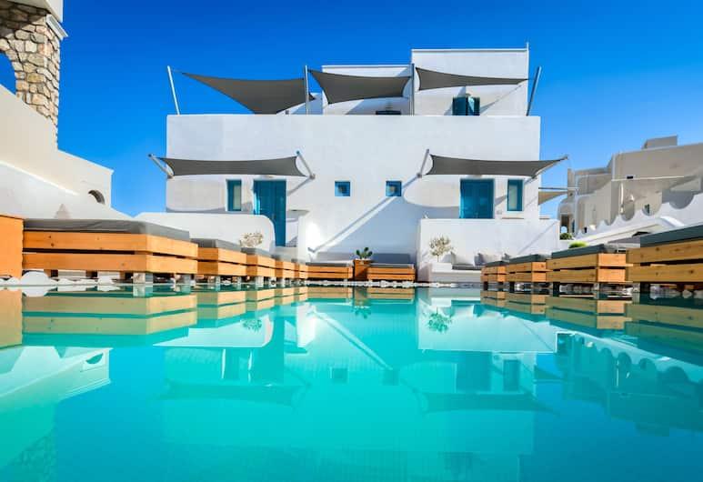 Evgenia Villas & Suites, Santorini, Pool