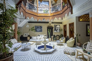 Picture of Riad El Wiam in Marrakech