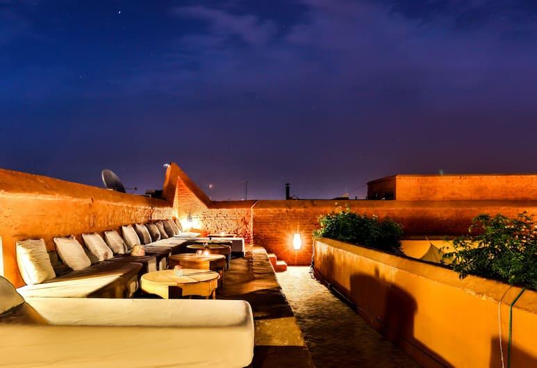 Riad Al Jazira, Marrakech, Terrasse/Patio