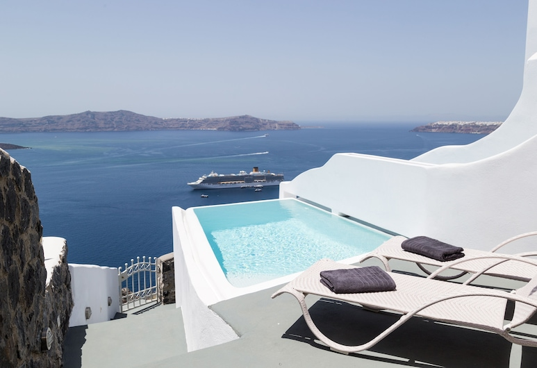 Adamant Suites, Santorini, Outdoor Pool