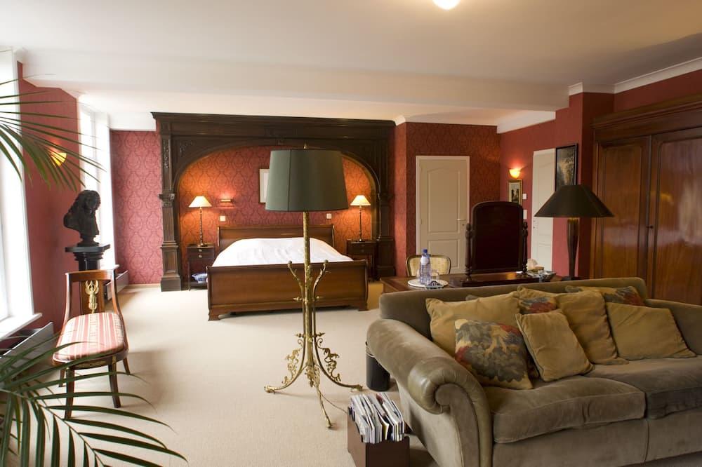 Luxus lakosztály - Vendégszoba