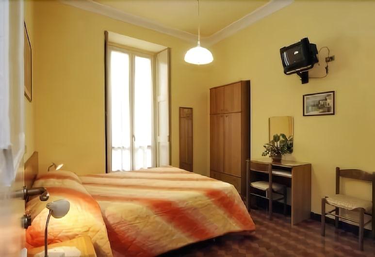 Albergo Alba, Torino, Camera doppia, bagno condiviso, Camera