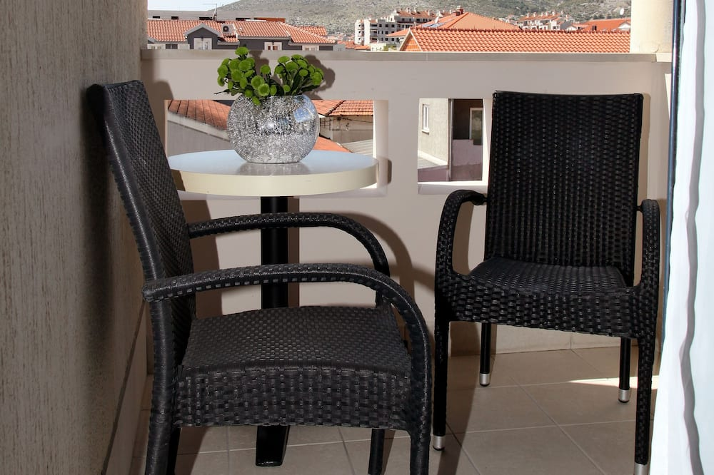 Double room with a balcony - Balkon