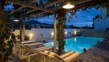 Nuotrauka: Afrodite Hotel, Paras