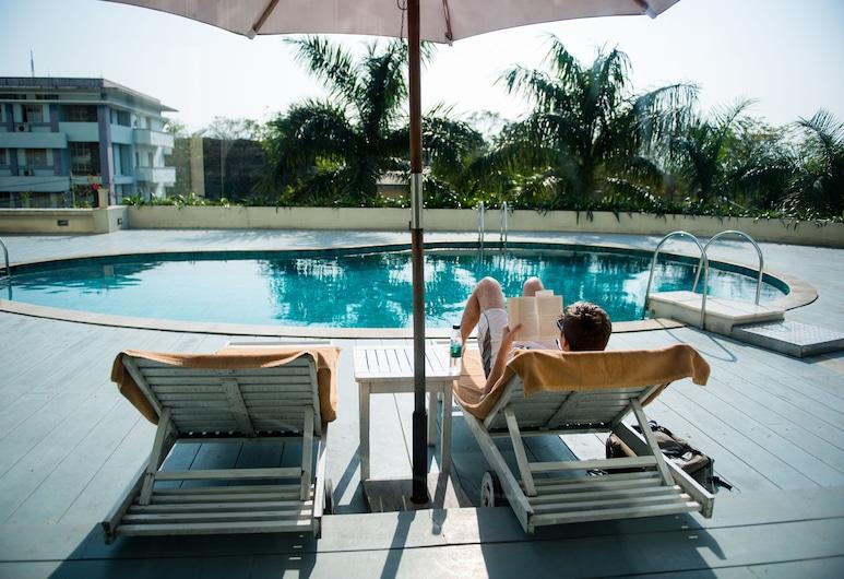 Muong Thanh Holiday Hue Hotel, Hue, Kolam Terbuka