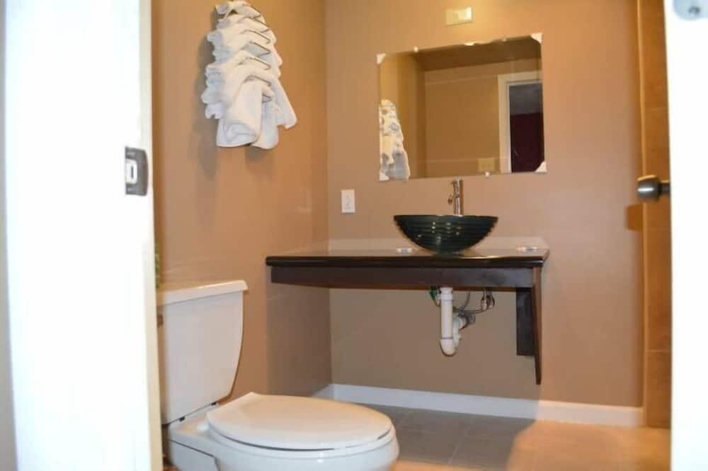 標準客房, 2 張標準雙人床, 吸煙房 - 浴室