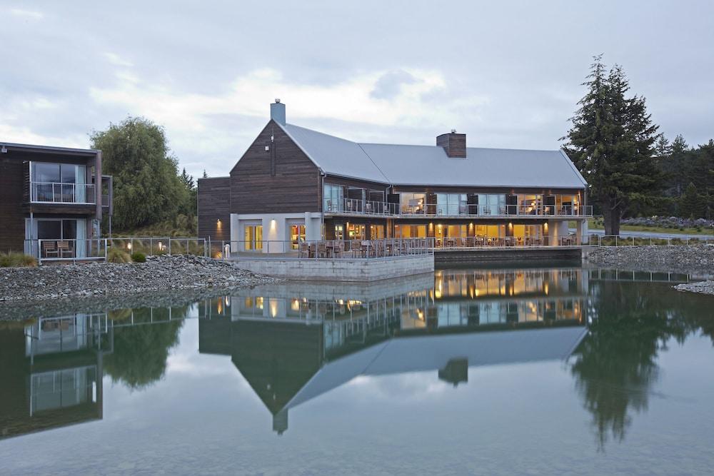 胡椒藍水精品度假屋, 蒂卡波湖