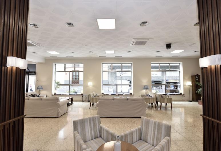 Hotel Marte, Puerto de la Cruz, Sala de estar en el lobby