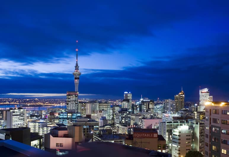 Waldorf St Martins Apartments Hotel, Auckland, View from property
