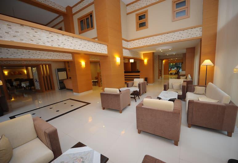 Suite Laguna Hotel, Antalya, Lobby Sitting Area