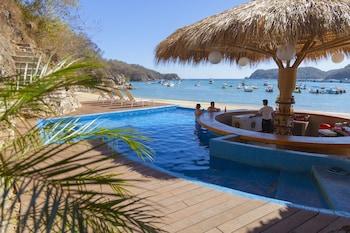 Foto Hotel Marina Resort di Santa María Huatulco