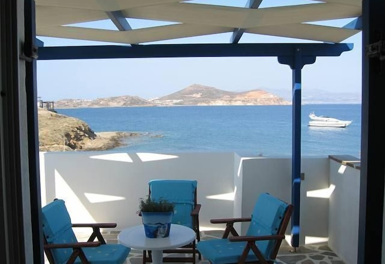 Hotel Galini, Naxos, Premium Double Room, 1 Queen Bed, Sea View, Balcony