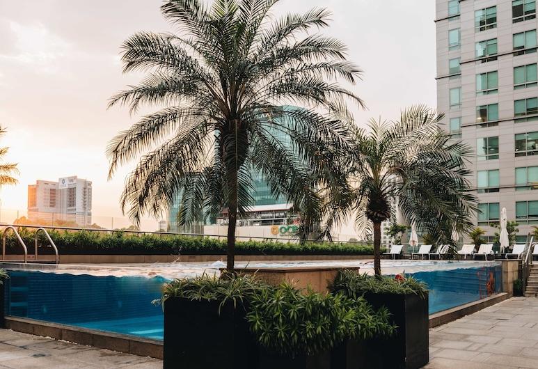 InterContinental Saigon, Ho Chi Minh City, Outdoor Pool