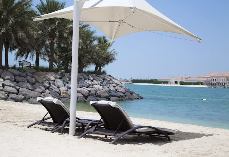 Traders Hotel Qaryat Al Beri Abu Dhabi, by Shangri-la, Abu Dhabi, Utsikt fra hotellet