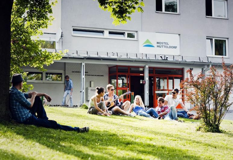 Hostel Vienna Hütteldorf, Wenen, Terrein van accommodatie