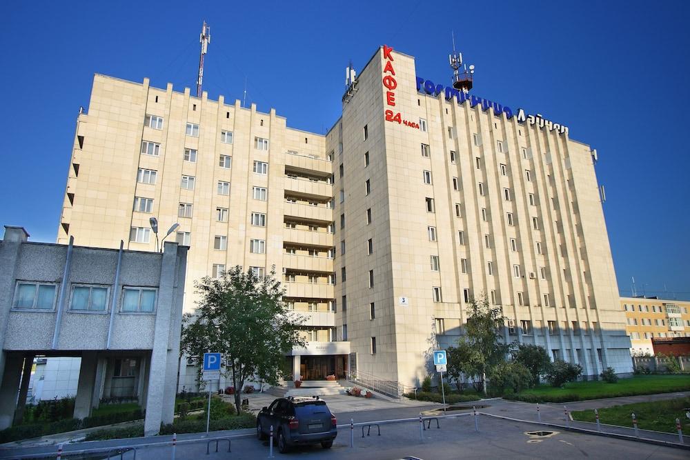 لاينر إيربورت هوتل ايكاترينتاور, Yekaterinburg