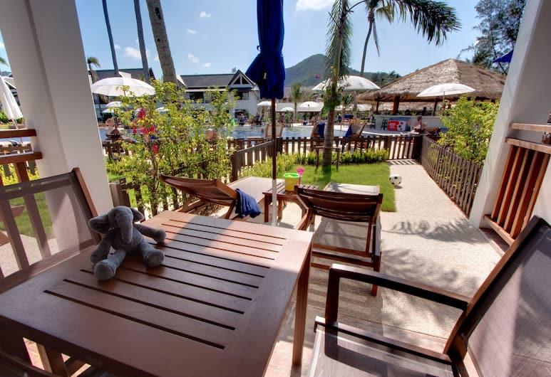 Sunwing Kamala Beach, Kamala, Happy Baby Studio, Terrace/Patio