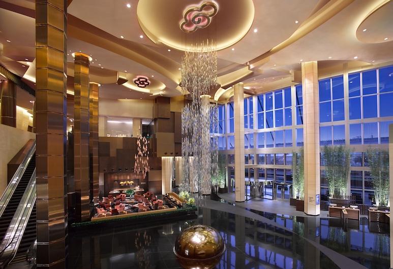 Grand Hyatt Macau, Cotai, Pintu Masuk Dalaman