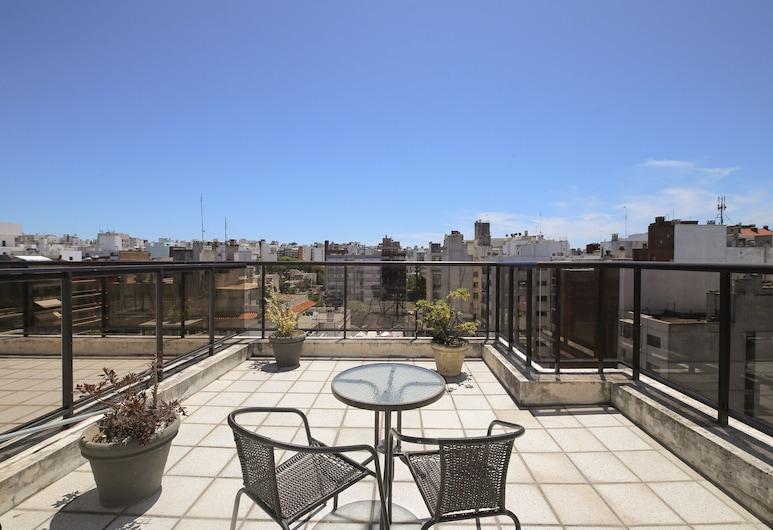 Punta Trouville Hotel, Montevideo, Superior Penthouse, Terrace/Patio