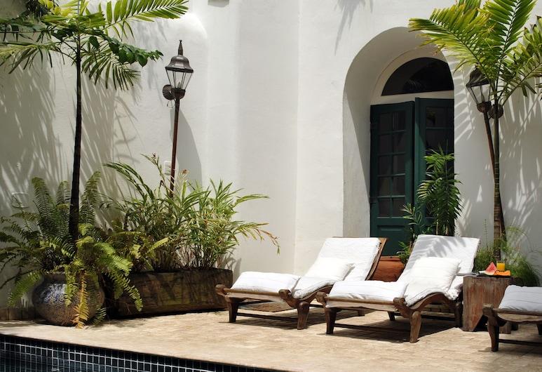 Hotel Villa Bahia, Salvador, Terrace/Patio