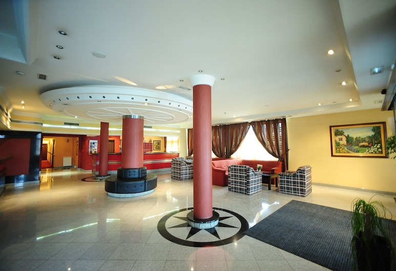 Elegance Hotel, Belgrad, Lobby
