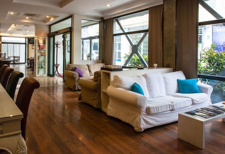 Hotellino, Istanbul, Khu phòng khách tại tiền sảnh