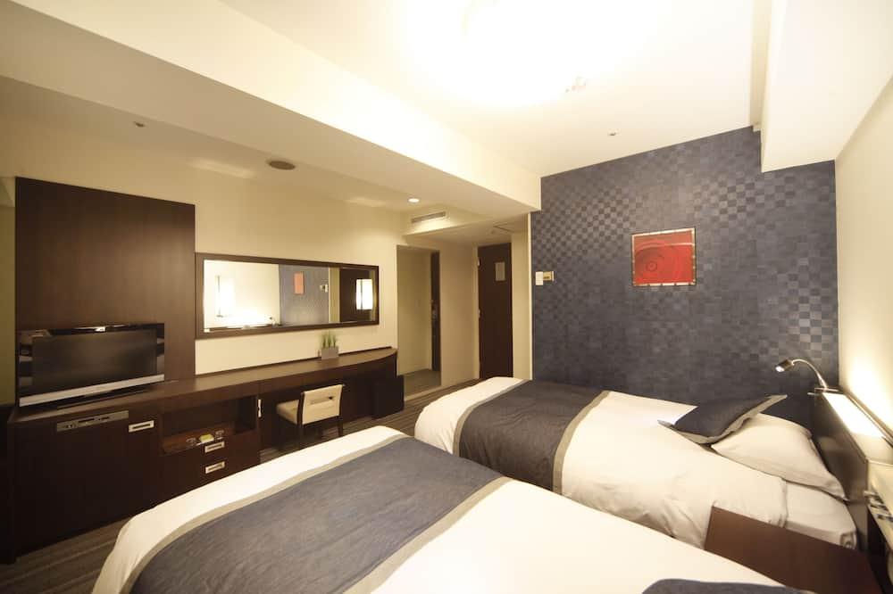 Pokój z 2 pojedynczymi łóżkami, dla palących - Pokój
