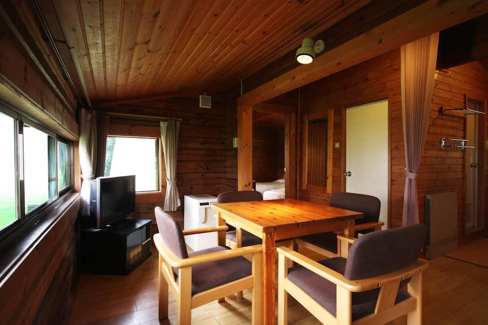 Quarto, Não-fumadores (Cottage Room for Four) - Área de Estar