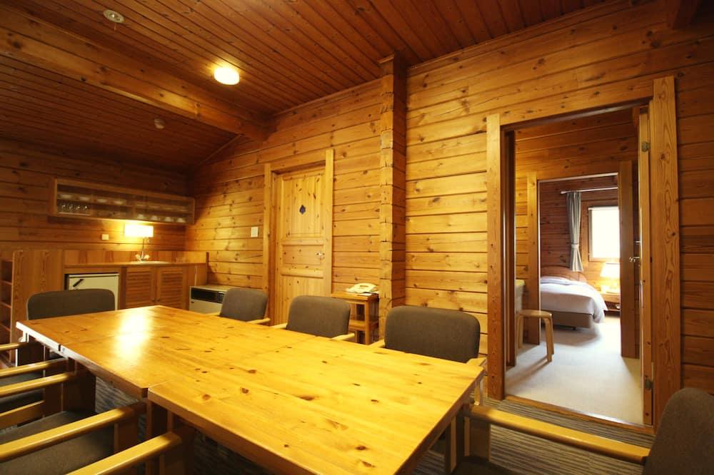 Quarto, Não-fumadores (Cottage Room for Eight) - Sala de Estar