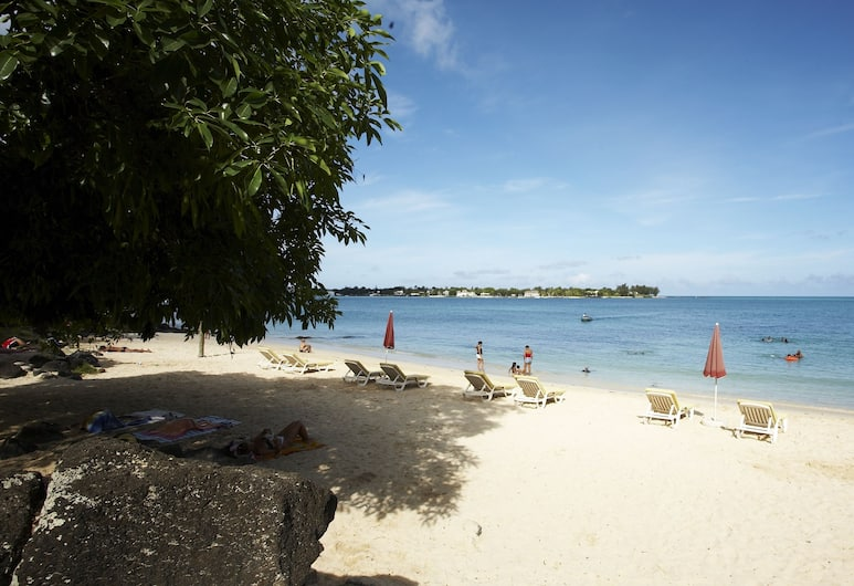 Grand Bay Suites, Grand-Baie, Strand