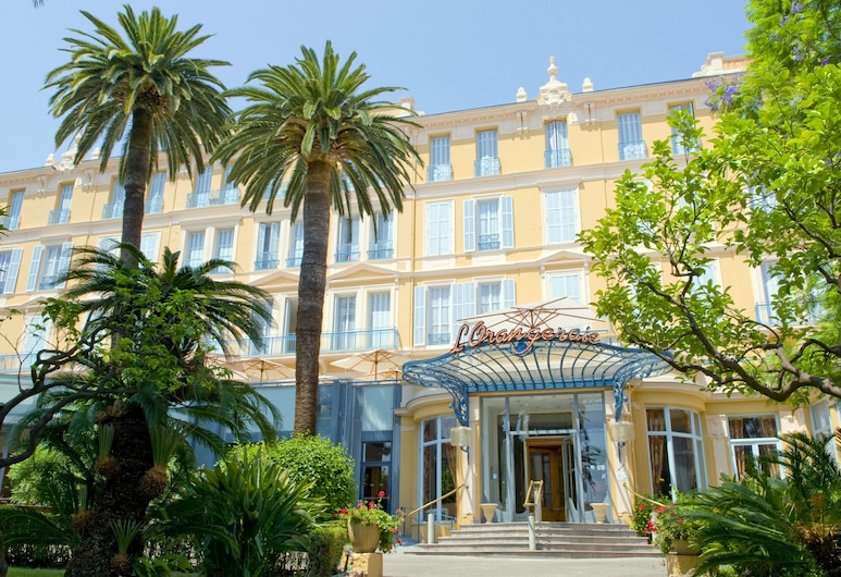 Hôtel Vacanciel Menton, Mentone, Facciata hotel