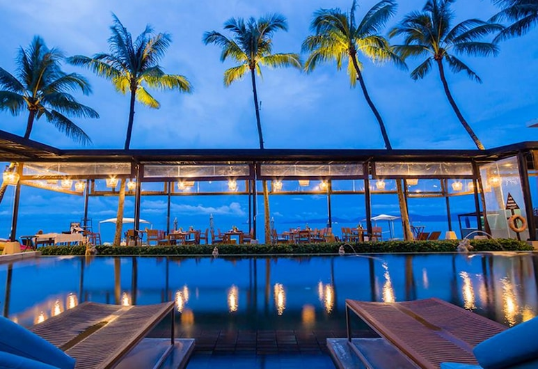 The Sea Koh Samui Beachfront Resort & Spa, Koh Samui, Outdoor Pool