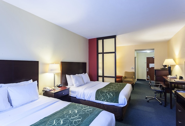 Comfort Suites East, Lincoln, Suite, Multiple Beds, Accessible, Non Smoking, Guest Room