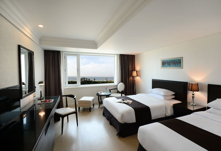 Jeju Oriental Hotel & Casino, Jeju City, Kamar Twin Standar, Kamar Tamu