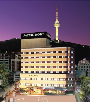 Picture of Pacific Hotel in Seoul